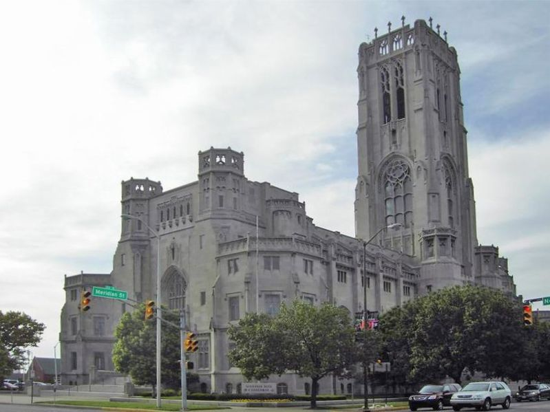 Catedral Masónica en Indianápolis