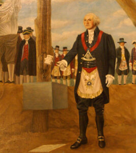 George Washington masón
