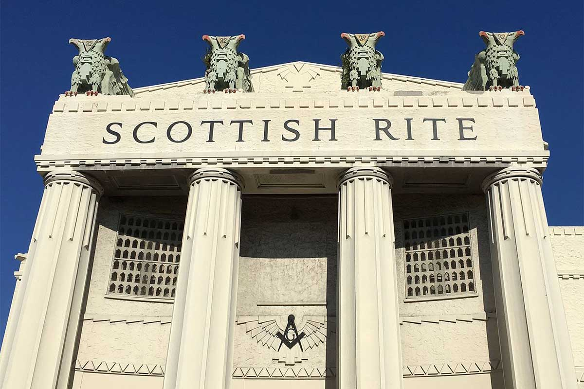 Templo masónico del Rito Escocés Antiguo y Aceptado en Miami (Florida)