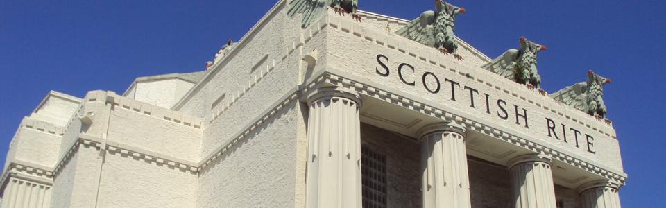 Templo de rito escocés en Miami